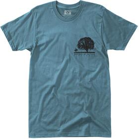 Hippy Tree Oak Tee Men blue